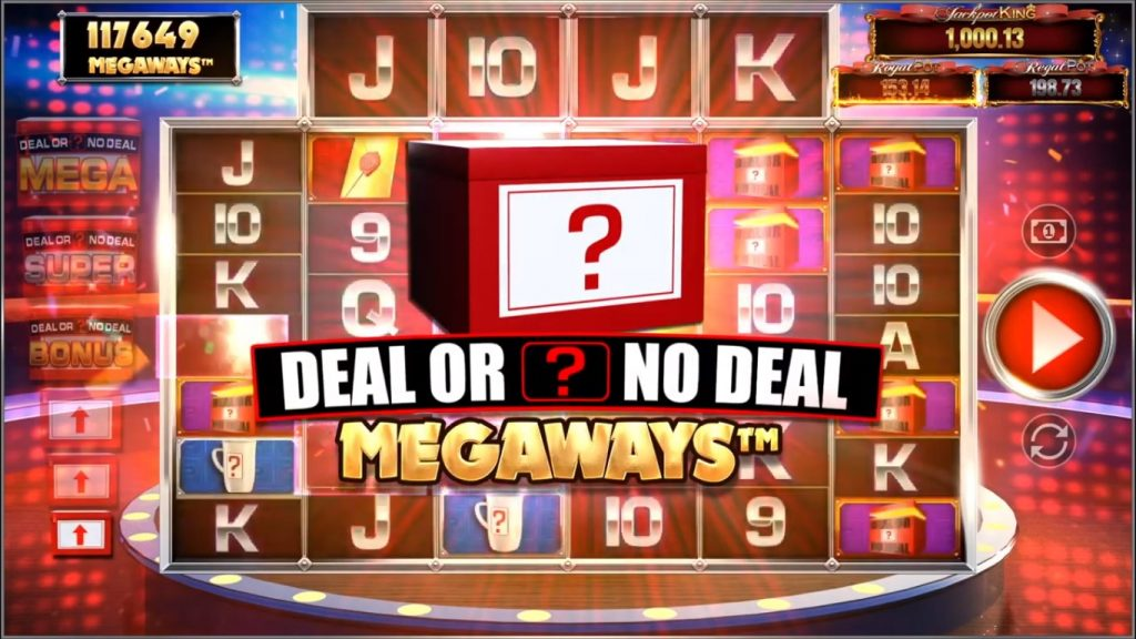 Deal or No Deal speelautomaat holland casino